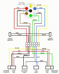 wiring diagram trailer lights travelwork info