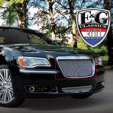 old chrysler grill what do you think about those grilles chrysler 300c forum 300c