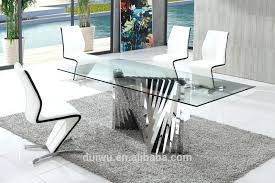 Ideas For Dining Room Table Base Dining Table Best 25 Glass Dining Table Ideas On Pinterest Glass