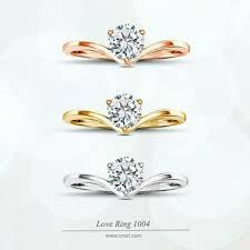 orori jewellery cincin solitaire orori pesona perhiasan klasik bertahtakan