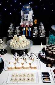 wars party ideas kara s party ideas wars boy yoda darth vader space birthday