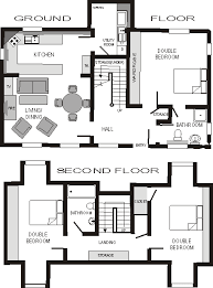 cottage floor plan floor plan of o connor s cottage garrykennedy county tipperary