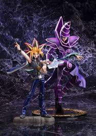 magician yugioh figure