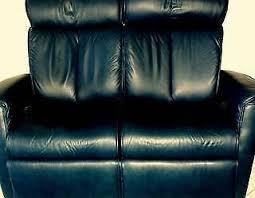 blue leather lounge gumtree australia free local classifieds