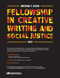 m f a to offer new fellowship in creative writing and social