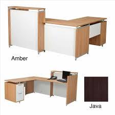 Small Reception Desk Ideas Diy Reception Desk Deskswall Desk Folding Bamboo Desk Drawer