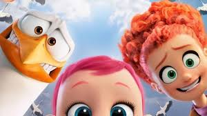 film comedy seru trailer film storks petualangan seru burung pengantar bayi music