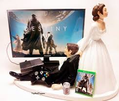 43 Best Funny Images On - wedding cake toppers xbox picture 43 best funny wedding cake topper
