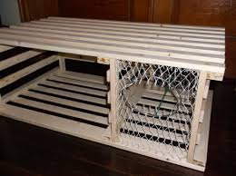 the original natural pine lobster trap coffee table mcmahon u0027s