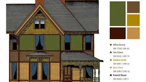 sears paint colors old house restoration products u0026 decorating