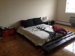 No Bed Frame 34 Diy Ideas Best Use Of Cheap Pallet Bed Frame Wood Pallet