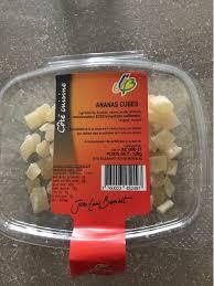 3 fr cote cuisine ananas cubes côté cuisine jean louis baminet