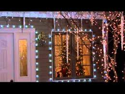 color effects color changing led cascading icicles youtube