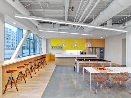 impressive office ideas colorful office cafeteria design office