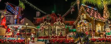 2017 best holiday christmas lights in los angeles county