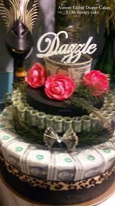 money cake designs 100 money cake for birthday gift almost edible cakes