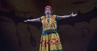 cincinnati home theater cincinnati opera u0027s u0027frida u0027 tinged with emotion fiery spirit