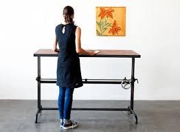 tables better living through design adler table desk work better living through design