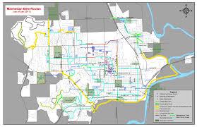 Manhattan Neighborhoods Map Manhattan Connectivity Bikemanhattan Info
