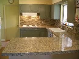 Types Of Kitchen Backsplash Kitchen Red Glass Tile Backsplash Green Backsplash Tile Grey And