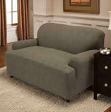 T Cushion Slipcovers Loveseat Home Design Ideas
