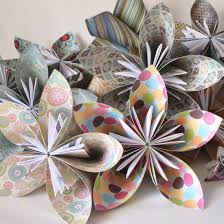 cara membuat origami kusudama kusudama origami ball tutorial dream a little bigger