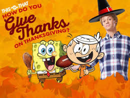how do you give thanks on thanksgiving the loud house