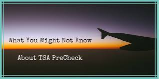 Ohio what is a known traveler number images Complete guide to tsa precheck locations what you might not know jpg