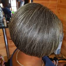 salt and pepper braid hair styles for women 60 gorgeous hairstyles for gray hair