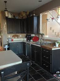 Kitchen Cabinets Georgia The Fabulous Food Fairy U0027s Diy Kitchen Cabinet Transformation On A