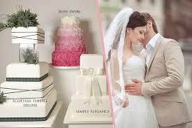 3 or 4 tier wedding cake 5 designs