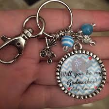 godmother keychain 14 best godmother gift ideas images on godmother gifts