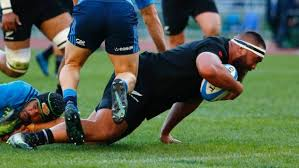 Carl Hayman Bench Press Charlie Faumuina Prepares For One Last Charge With Blues And All