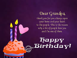 birthday wishes for grandfather birthday images pictures