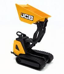 bruder excavator 1 16th jcb dumpster htd 5 by bruder toy toys bruder toys