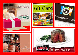 restaurant gift cards small gifts of thanks for home buyers of broker listings real