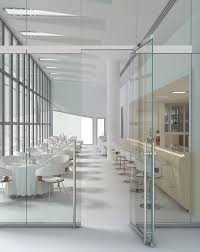 glass door and office glass wall making dhaka