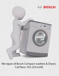 Bosch Clothes Dryers Bosch Appliance Repair Techs In Northern Va Maryland U0026 D C