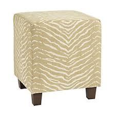 Ottoman Cube Leather Cube Ottoman Ballard Designs