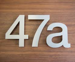 decorative house number signs design decorative house numbers home