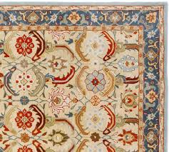 Pottery Barn Rugs Kids by Eva Persian Style Rug Pottery Barn Au