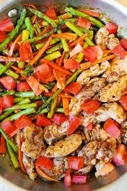 Easy Chicken Dinner Ideas For Family Bhg Delish Dish