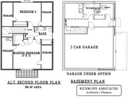 2 story floor plans with basement small 2 story house inspiration ideas architecture design plans
