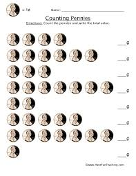 printable money worksheets have fun teaching