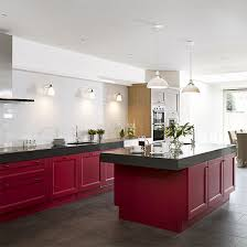 colour ideas for kitchens kitchen colour ideas home trends ideal home