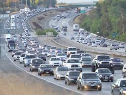 traffic all scv socal slows before