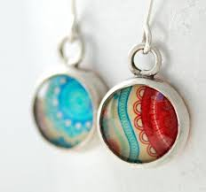 funky earrings best 25 funky earrings ideas on diy earrings etsy