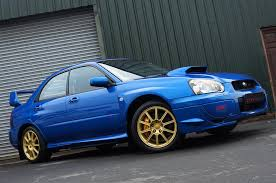 used 2005 subaru impreza sti for sale in cheshire pistonheads