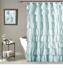 Shower Curtains Extra Long Extra Long Ruffle Shower Curtain Best Shower Curtain Ideas