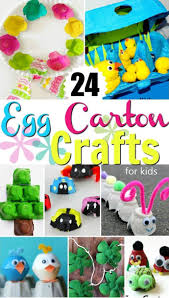 Halloween Recycled Crafts by Helping The Environment With 10 Halloween Egg Carton Crafts For Kids